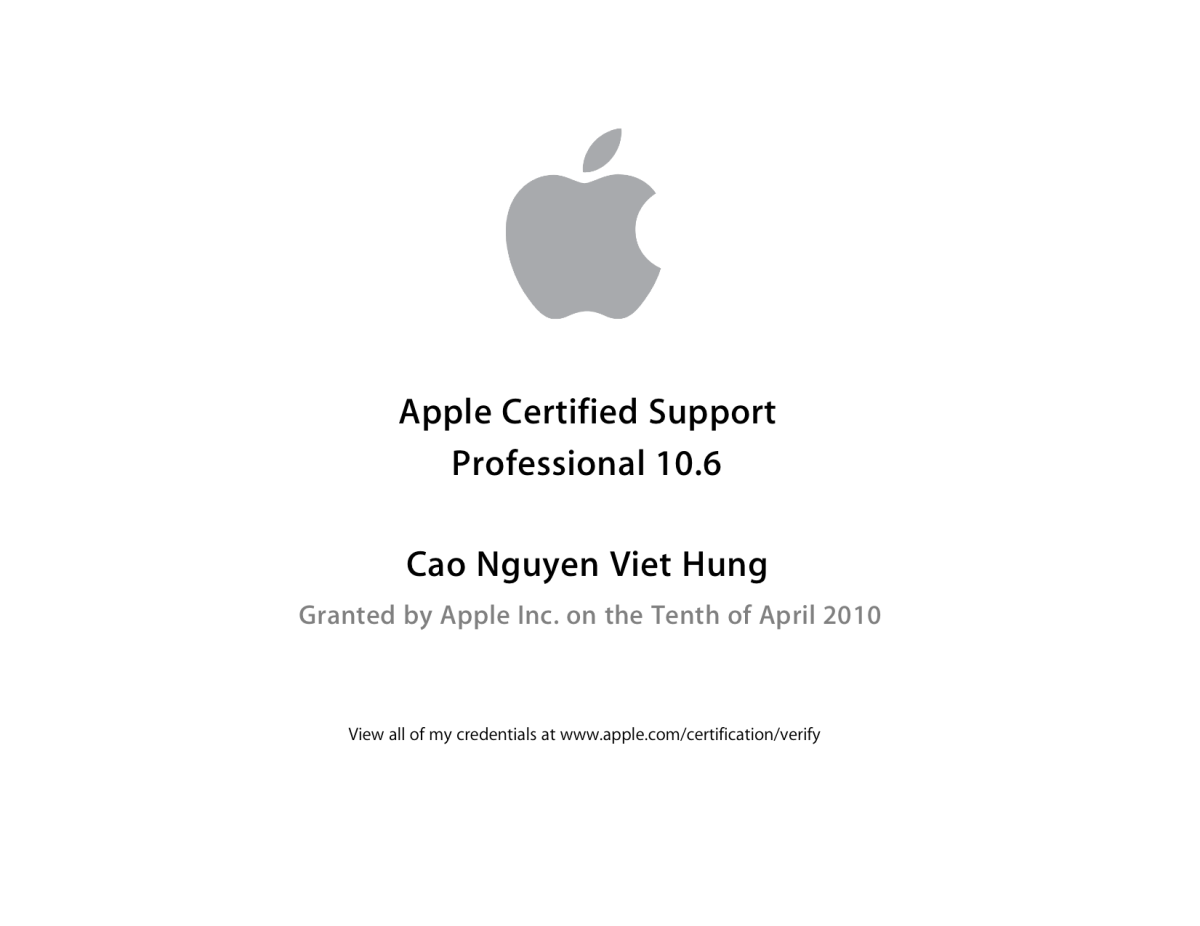 Apple certified support professional 106 acsp philiphungcao 1betcityfo Images