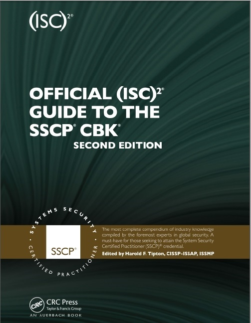 Official (ISC)²® Guide to the SSCP® CBK®, 2nd Edition