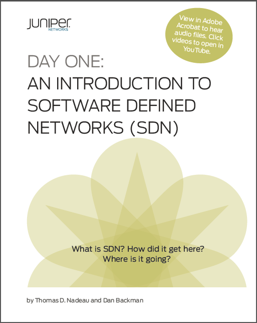 Day One enhanced - Introduction to Software Defined Networks (SDN)