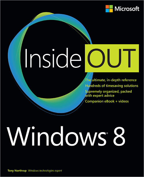 Windows® 8 InsideOut