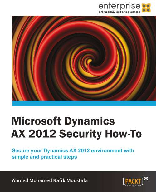 Microsoft Dynamics AX 2012 SecurityHow-To
