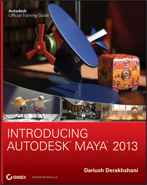 Introducing Autodesk Maya2013