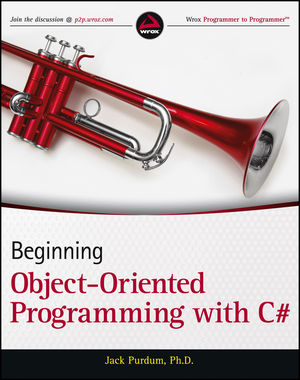 Beginning Object-Oriented Programming withC#