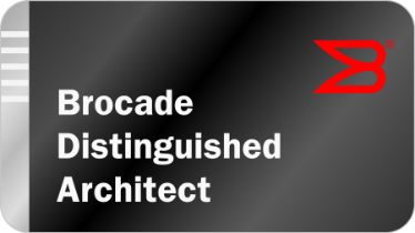 Brocade Distinguished Architect (BDA) – Global Walk of Fame