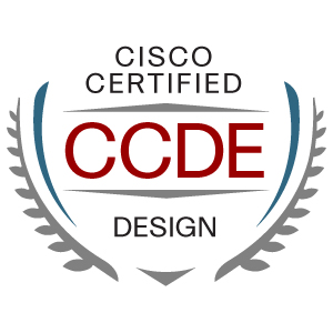 Cisco Certified Design Expert (CCDE) – Global Walk of Fame