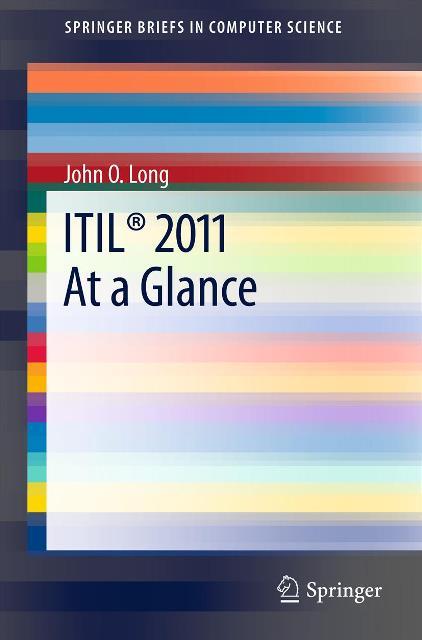 ITIL® 2011 At aGlance