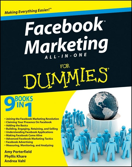 Facebook Marketing All-in-One For Dummies, 2nd Edition