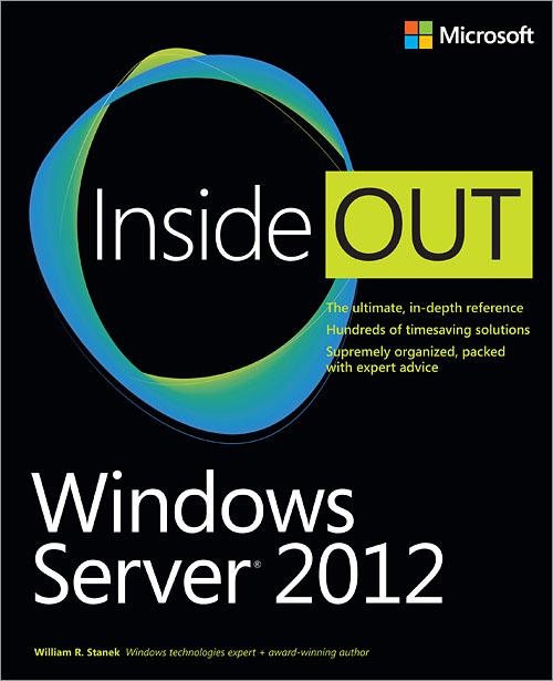 Windows Server® 2012 InsideOut