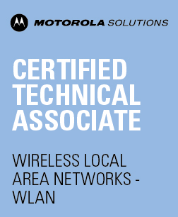 [2013] Philip Cao - Motorola Solutions Certified Technical Associate - Wireless Local Area Networks (WLAN) - Logo