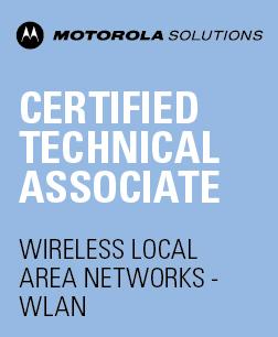 [2013] Philip Cao - Motorola Solutions Certified Technical Associate - Wireless Local Area Networks (WLAN) - Logo