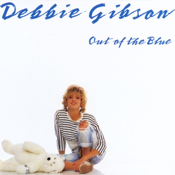 Debbie Gibson - Out of the Blue [1988]
