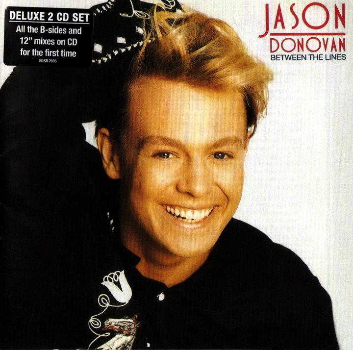 Jason Donovan: Rhythm Of The Rain