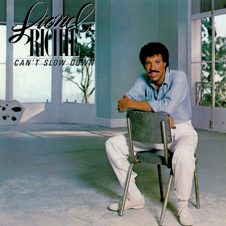 Lionel Ritchie - Can't Slow Down [1984]
