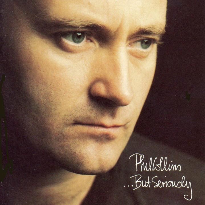 Phil Collins - But Seriously [1989]