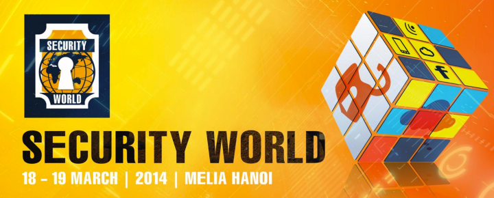 Palo Alto Networks joined as sponsor for Security World 2014