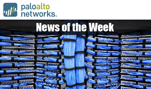 Palo Alto Networks News of the Week – October 25