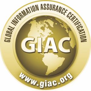 GIAC_Gold_Logo