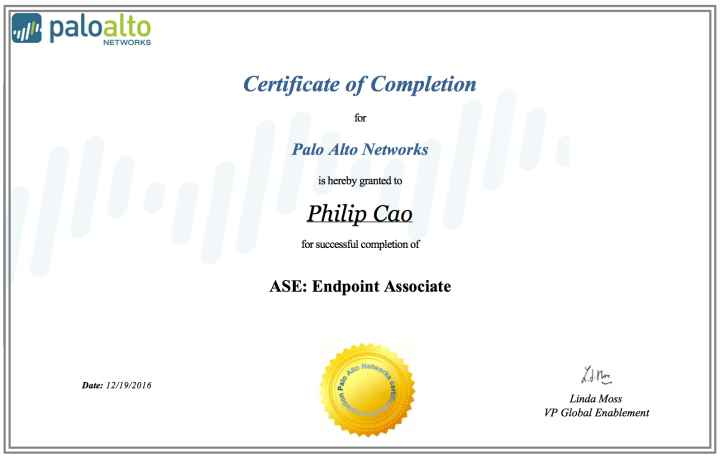 2016-philip-hung-cao-palo-alto-networks-ase-endpoint-associate