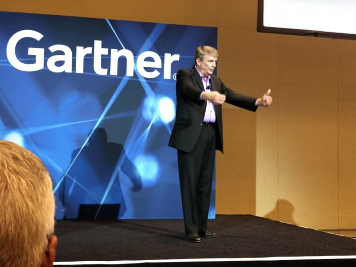 Gartner Top 10 Security Projects for CISO in2018